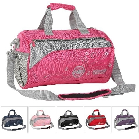 Men Multifunctional Canvas Gym Bags Outdoor Casual Sports Bag For Women